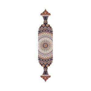نشانگرکتاب نشانک چوبی طرح فرش