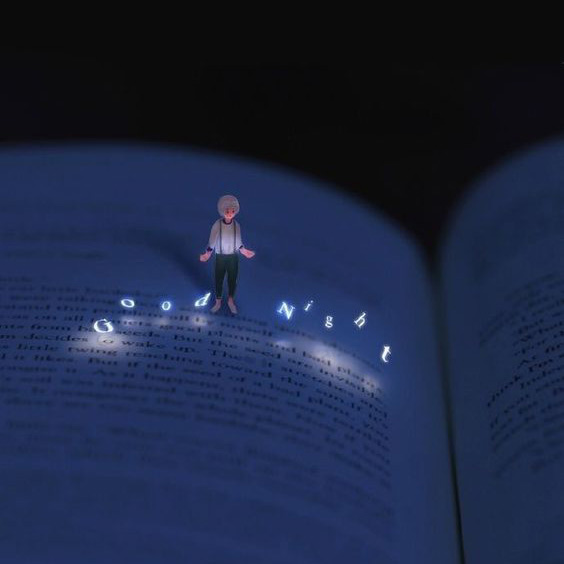 کتاب شازده کوچولو - بوکمارک نشانک