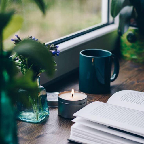 چای و کتاب